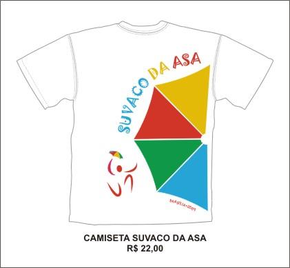 Camiseta do Suvaco da Asa para o Carnaval 2009