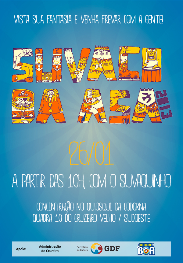 flyer suvaco 2013 azul